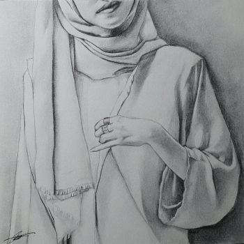 Hijab Girl by speakerhead89