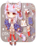 open OTA/set price | red demon by Shirouu-kun