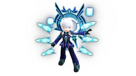 [MMD] Time Lord Add - DL [Elsword] by Pizlo