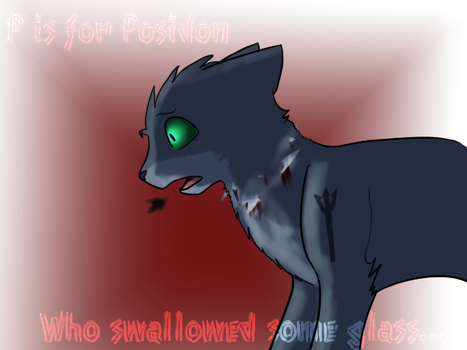P is for Posidon... by Spiritpie
