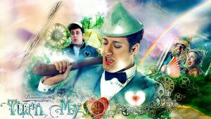 Turn My Heart - Nick Pitera by Dreamvisions86