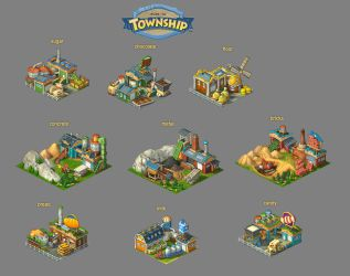 Township factories by roma-n