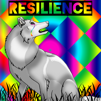 Resilience | Album Cover | DotW Septemper MSE by MediocrePotato