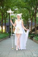 Sailor Cosmos I by EnchantedCupcake