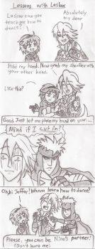 [FEH 4-Koma] #5 Lessons with Laslow by Willanator93