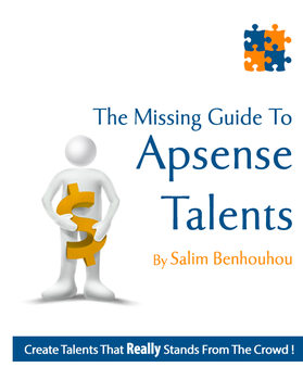 The Missing Guide to Apsense Talents by salim594