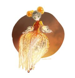 Physalis by JaneMere