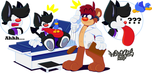 Doctor Checkup Part 2 by Marquis2007