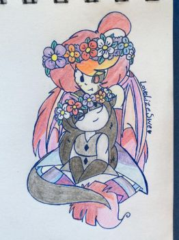 .:More Flower Crowns:. by LoveLizeSwe