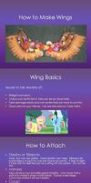 How to Make Wings Panel by StarlightGlow