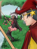 TinierMe: Fishing Event by witch-girl-pilar