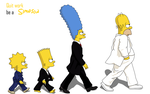Quit Work Be A Simpson by UltimateRT