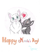 Happy Mooie Day .signed. by TLK-Peachii