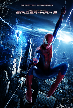 The Amazing Spider-Man 2 Poster by tyler-wetta