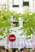 Apartment above by PascalCampion
