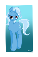 Trixie Lulamoon by OliverThePanda