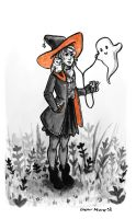 Witchsona by EllenorMererid