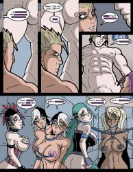 Page 11 (W/Uncensored Art) by hombre-blanco