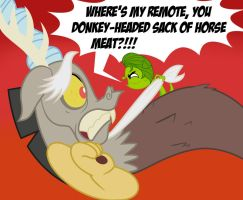 Don't Piss Off the Lizard by Cartuneslover16