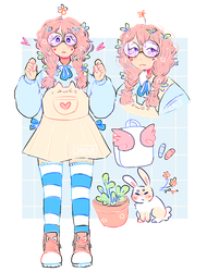 Auction adopt closed by Snowiitea