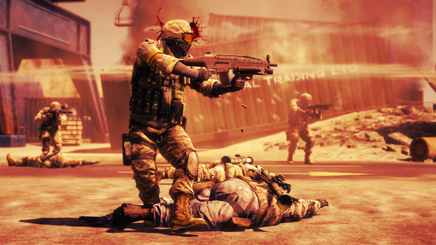 Battlefield Bad Company 2 HdSt by julioissk84life