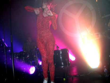 Julie Budet is YELLE by arienafer