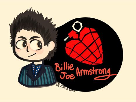 Billie Joe Armstrong  by CatEyes-To-CatTails