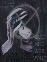 //wh0 aRe y0U?// by Alex-Ritter
