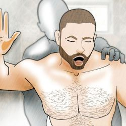 SHOWER SURPRISE by Theodhad
