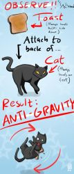 How to cause: ANTI-GRAVITY by FixelCat