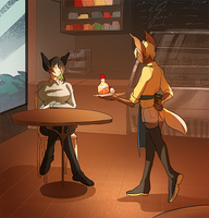 [M-004] is this really a cafe by bourbonize