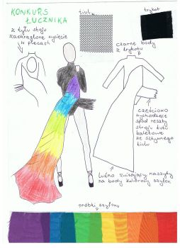 dance outfit project by chiisairo