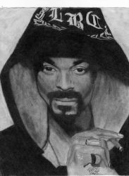 Snoop Dogg by TIP-the-Revolution