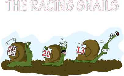The Racing Snails by Eidolonkami