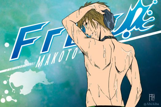 Free! fanart by Abi-and-Aiba