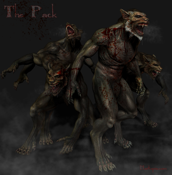 The Pack by blackzig