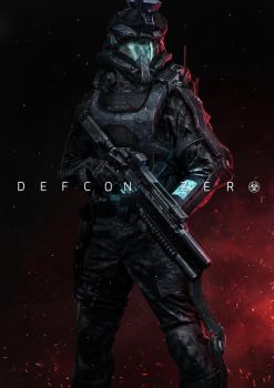 DEFCON 0 - LT. MILLER by johnsonting