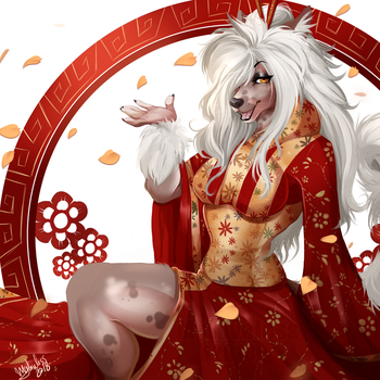 Happy Lunar New Year by My-Loveless
