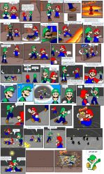 Super Mario Bros. page 50 by Nintendrawer