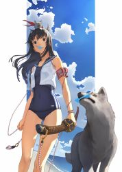 With Wolves 2 by yosinori