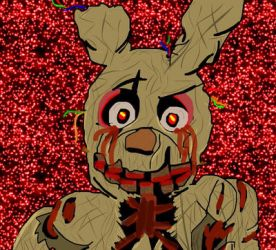 Springtrap by RedCarly