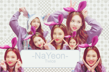 Pack Render NaYeon- Twice by Windie2k1