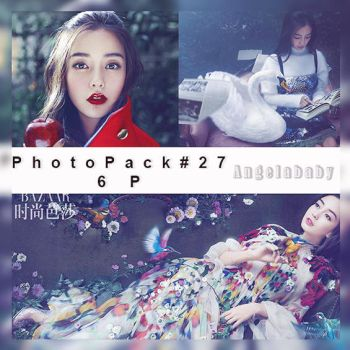 PhotoPack #27 Angelababy 6 P by onlyyouL