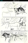 EA-LEC: sleepy kitsunes (weekly prompt) by Absolute-Sero