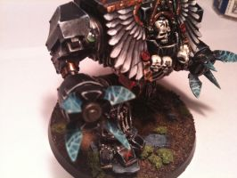 Death Company Dread Mardus5 by Stefoserpent