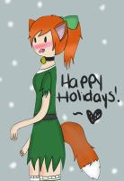 Happy Holidays! by Ask-Doe