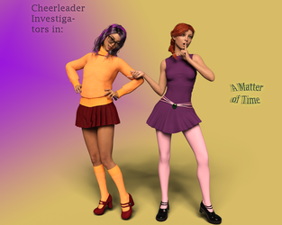 A Matter of Time - 00 by EmpireCityHeroines