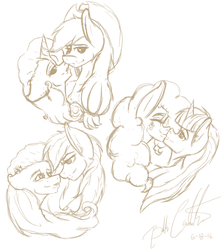 ship sketch by bookxworm89