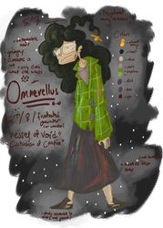 Omnevellus 2.0 by w0rm-is-here