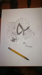 Spider-Man Sketch by ElCapy